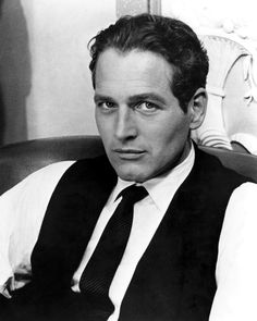 voxsart: Knits For The Chill 224. Paul Newman, 1960.