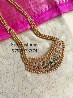 Pls what's app 9790973374 or inbox for price details and ordering. Gold Temple Jewellery, Gold Jewellery Design, Gold Jewelry Simple, Necklace Designs, Making Ideas, Fashion Jewelry, App, Ruby Jewelry, Silver Jewelry