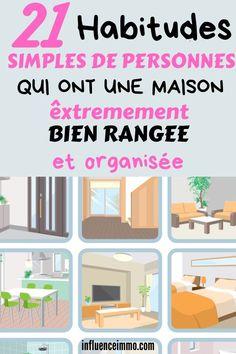 Flylady, Tri, Exactement, Home Management, Home Organization, Diy Home Decor, Kitchen Decor, Motivation, Bullet