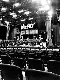 McFly memory lane tour