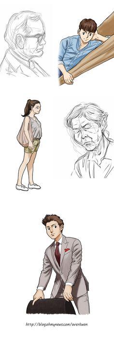 http://blog.ohmynews.com/overkwon/532708 오버권 아이패드 스케치 overkwon iPad sketch
