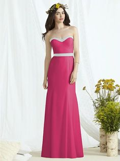 Social Bridesmaids Style 8164 (shown in shocking)