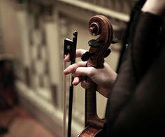 Viola or violin then...