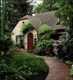 pretty cottage