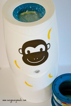 The New Mom Gift Guide and a DIY for a Dressed Up Diaper Genie! How to make your diaper genie cute and part of your decor. Lots of ideas with links and tutorials Diaper Genie, Gifts For New Moms, Baby Boy Nurseries, Having A Baby, Cool Baby Stuff, Easy Peasy, Baby Showers, Baby Items, Gift Guide