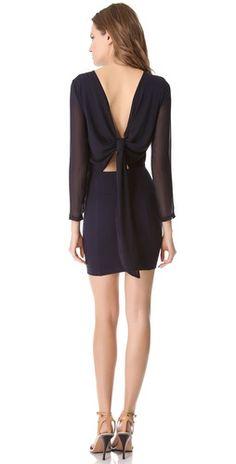 Bec & Bridge Reversible Freya Drape Dress   SHOPBOP