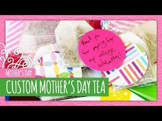 DIY Mother's Day Tea - HGTV Handmade