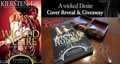 A Wicked Desire Cover Reveal Giveaway