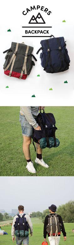 Campers Backpack