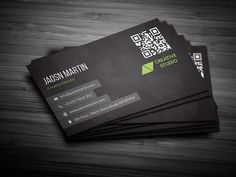 Creative Business Card by bouncy on @creativemarket