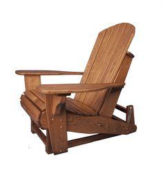 Магазин мастерской садовой мебели Handcrafted Adirondack Furniture Adirondack Chair Glider Материал дуб, тонировка MINWAX, масло WATERLOX ORIGINAL MARINE (SEALER) Больше информации о продукте на нашем сайте adirondack.com.ru