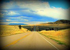 Montana Road Trip From a Trip to Montana