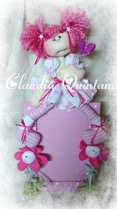 Muñeca rosada