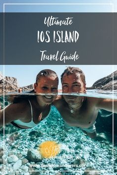 Ultimate Ios Island Travel Guide: More Than A Party Island - Travel Couple Greece Photography, Travel Photography, Cool Places To Visit, Places To Travel, Travel Destinations, Island Travel, Mykonos Greece, Crete Greece, Athens Greece