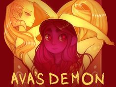 Michelle Czajkowski is raising funds for Ava's Demon: Book One on Kickstarter! Ava's Demon is a science fiction webcomic about a girl named Ava and the demon haunting her. Demon Book, Demon Art, Cartoon Art, Cartoon Characters, Michelle Czajkowski, Demon Pics, Avas Demon, Online Comic Books, Monster Girl