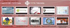 Programación de HOY de UCSG TV!