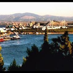 Χαλκίδα (Chalkida) στην πόλη Εύβοια, Εύβοια