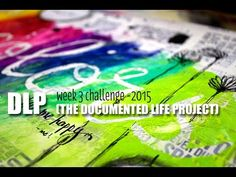 DLP (documented life project) : 2015 week 3 Amazing....clearly I need Liquid Frisket in my life.