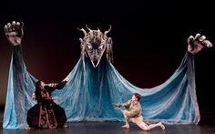 Grand Rapids Ballet Company kicks off season with 'Aladdin' | MLive.com