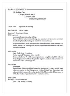 Example Of Homemaker Resume   Http://exampleresumecv.org/example  Of Homemaker Resume/