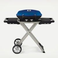 The Napoleon TravelQ 285 - A Portable Grill With Big Performance