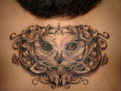 OMG!  This was done by MY tattoo artist! @Trisha Lowrey