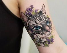 "Angela Emr on Instagram: ""Fun cat portrait for @jordan.amber.martin from today! Love doing these #catportrait #cattattoo #pettattoo #petportrait #meow #catsofig…"" Tattoo Gato, Kitty Tattoos, I Tattoo, Tatoos, Eeyore Tattoo, Cat Portrait Tattoos, Piercing Ideas, Forearm Tattoos, Animal Tattoos"