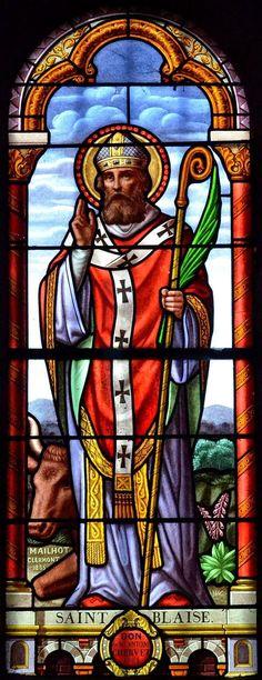 """Scuola Ecclesia Mater: """"Quo in loco multos ægrótos sanávit, qui ad Blásium, ejus fama sanctitátis addúcti, deferebántur"""" (Lect. III – II Noct.) - SANCTI BLASII EPISCOPI ET MARTYRIS"""