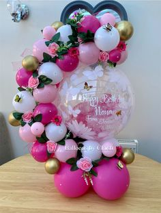 Balloon Columns, Balloon Arch, Balloon Garland, Balloons, Balloon Centerpieces, Balloon Decorations Party, Birthday Party Decorations, Balloon Crafts, Balloon Gift