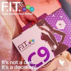 Change your lifestyle Forever with C9! #IAmForeverFIT #C9 #Fitness #Aloevera #Healthy #Lifestyle