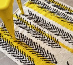 Arrows Rug. Give your home a modern look with this handwoven rug!  Our hand-woven rugs are made by our master weavers in the highlands of Guatemala, using centuries-old techniques.