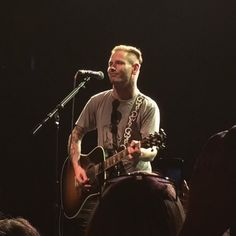 An evening with Corey Taylor, NYC, Irving Plaza, 7/7/15