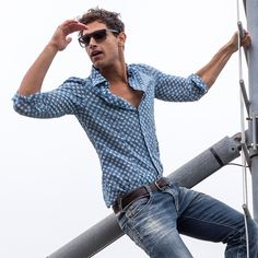 Armani Jeans Men Ready To Wear at Armani Jeans Online Store