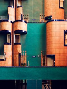 Ricardo Bofill  |  Walden 7, Catalonia Spain