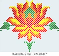 Seed Bead Flowers, Beaded Flowers, Peyote Beading Patterns, Mosaic Flower Pots, Bijoux Diy, Beads And Wire, Bead Art, Bead Weaving, Flower Patterns