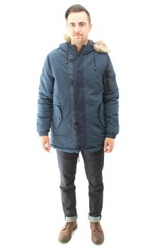 Totto Hooded Coat