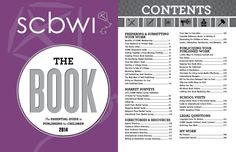 THE BOOK: The Essential Guide to Publishing for Children - SCBWI