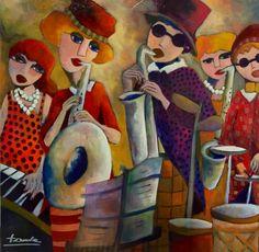 Les 97 meilleures images de Fauve artiste peintre | Artiste peintre, Fauve et Peintre
