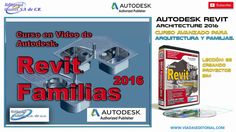 Revit 2016 Architecture | Tutorial en Español | Curso Avanzado | Leccion...