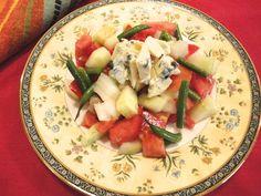 Blue Cheese chopped salad a la Palm @Averyaames @MysteryKitchen