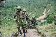 Wellcome to Shaban omoko blogs: Bloody Battle In Sambisa Forest Leaves Three Soldi...