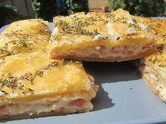 Empanada de pizza , rápidas y económicas de Thermomix realizadas por Ana Sevilla