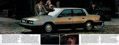 Pontiac 6000 STE Ad
