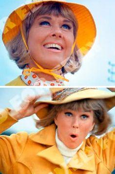 """3/17/14  7:27a  """"The  Doris Day Show""""   Doris Day is Wind Blown   1968-1973 dorisday.net"""
