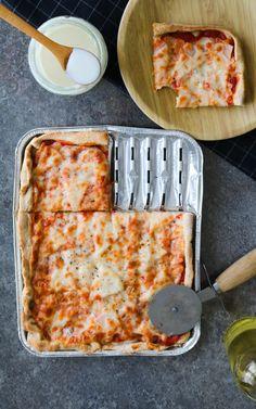 Pizza z grilla (4 składniki)