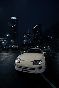 Cool Front bumper !! White Knight #SUPRA #TOKYO #Car #jdm #jdmculture #TOKYO #改造車 #中古車 #usedcar #kaizo #クルマ好き #オートオタク