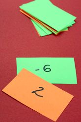 Face-Off! An Integer Card Game--like War--can cover all addition, multiplication, and subtraction of integers...did this with the kids and they loved it...even requested to play again the next day