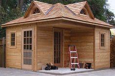 Minihaus für Garten und Gäste