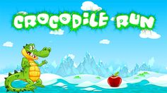 Crocodile Run!!! The amazing run game, little crocodile is hungry, help the little crocodile to find its food in this cold winter. Make crocodile run without falling into the ice cold water and to take all apples. Just tap the screen to make little crocodile jump and get all apples to the little crocodile to make him happy. This run game will be a best challenging running game with best levels of running and jumping. It's a fun run game with best graphics and music.