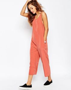 Image 1 of ASOS Minimal Jumpsuit